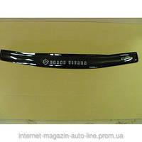 Дефлектор капота (мухобойка) Suzuki Grand Vitara II/Escudo с 1998-2005 г.в. (Сузуки Гранд Витара) Vip Tuning