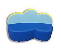 Детский диван Тучка (1200*440*740h)