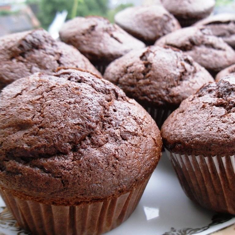 Смесь для выпечки шоколадных маффинов (10кг мешок)
