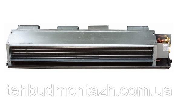 Фанкойл канального типа Midea низкого напора MKT-5Н 4-х трубный 30Па