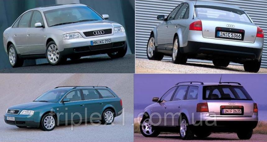 Заднее стекло Audi.