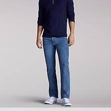 Летние джинсы Lee Regular Fit Straight Leg  Mojo