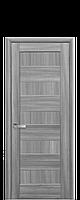 Дверное полотно Пиана Бук Пепельный глухое