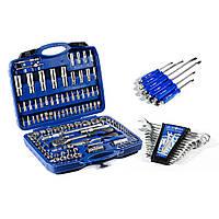 Набор инструментов 108 ед. BT 50108 + набор ключей 12 ед. BT 40012 + Набор ударных отверток BT 20001