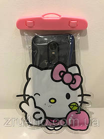 Водонепроницаемый чехол для телефонова Hello Kitty