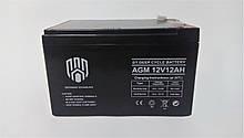 Акумулятор 12V 12Ah