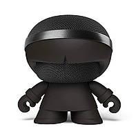 Акуст. стереосистема XOOPAR - XBOY GLOW(12cm,чёр., Bluetooth, MP3/SD-карт,микроф.,аудио&USB-каб., LED)