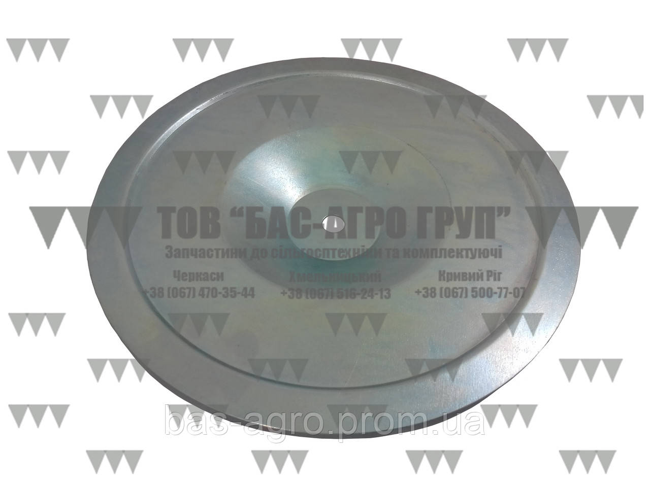 Диск-тарелка Gaspardo G22230037 аналог