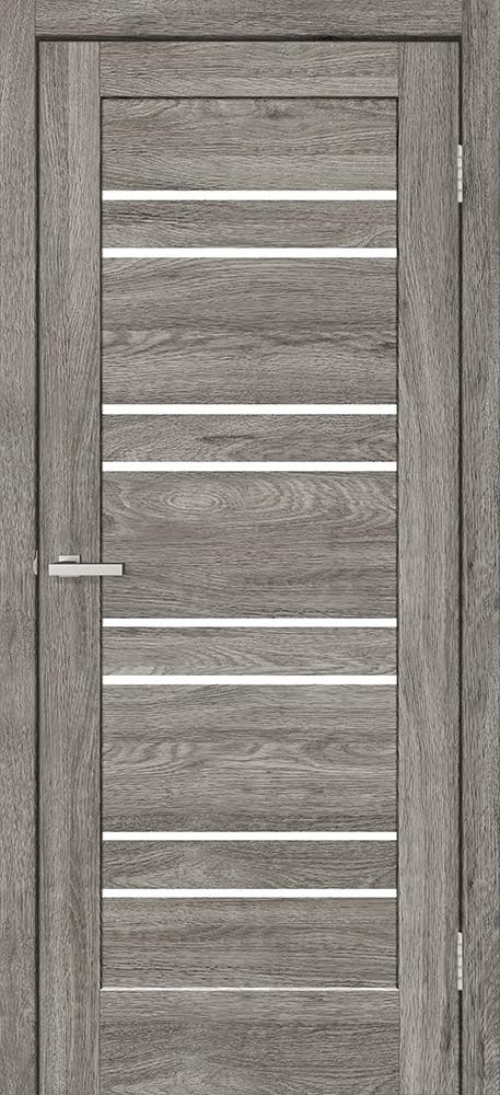 "Дверное полотно ""Rino 01 ЧС"" Дуб Денвер  (Natural look)"