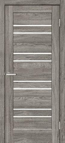 "Дверное полотно ""Rino 01 ЧС"" Дуб Денвер  (Natural look), фото 2"