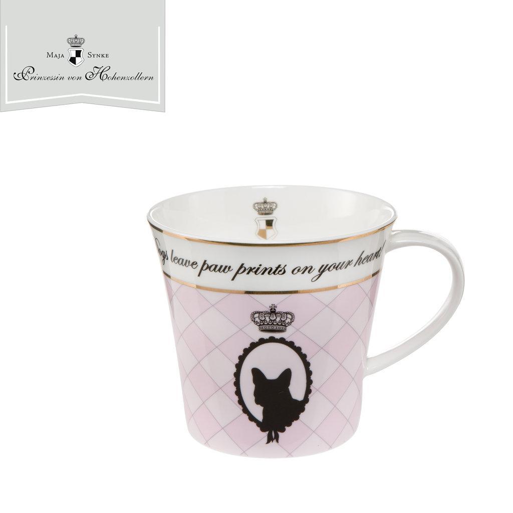 Чашка Goebel Paw Prints 350 мл 27-050-45-1