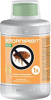 Хлорпиривит средство от тараканов, клопов, клещей, камаров, мух