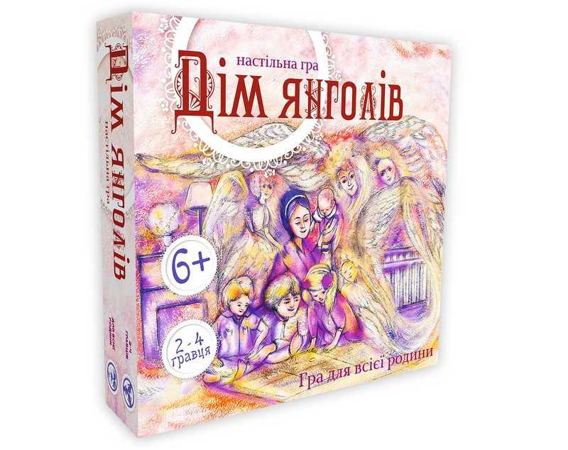 """Игра 30101 """"Дім янголів"""" (7) """"STRATEG"""", (Украина)"""