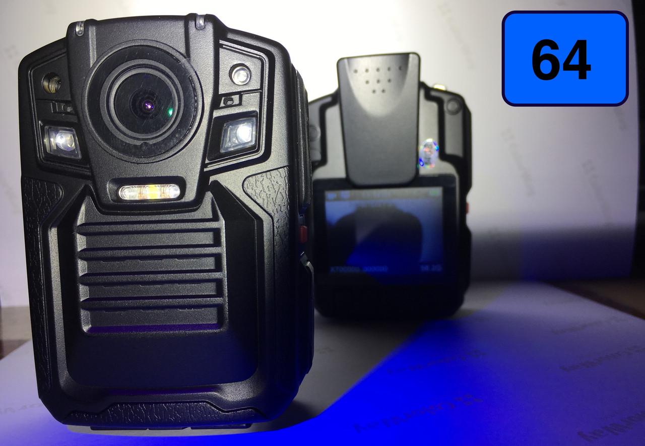 Нагрудний відеореєстратор Tecsar BDC-512-G-01 СЕРТИФІКАТ