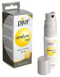Анальний спрей з розслаблюючим ефектом, pjur Analyse me, 20 мл