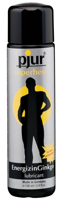 Интимный лубрикант Pjur Superhero 100 мл