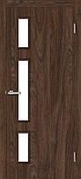 """Дверное полотно """"Соло ПО"""" Дуб Такома  (Natural look)"""