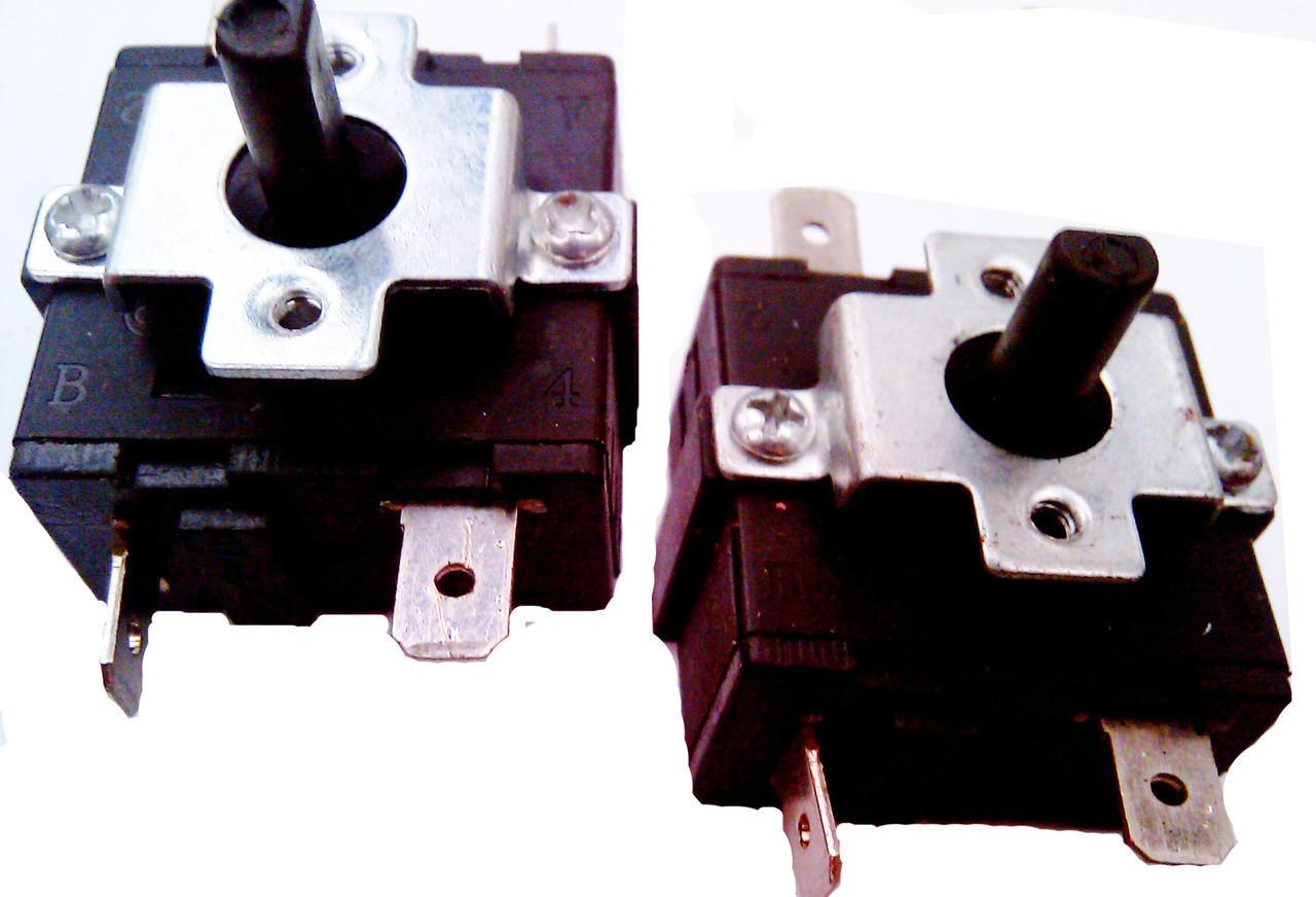 Переключатель  на электро печи и Мслянные конвекторы (3/2 вых)