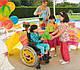 Облегченная детская коляска Invacare Action 3 Junior, Франция, фото 4