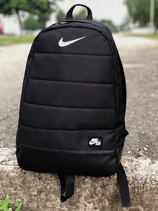 Рюкзак  Найк / Nike / AIR черный, фото 2