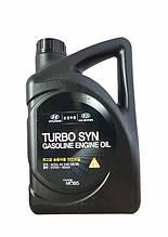 Масло ДВС Mobis Premium Turbo Syn Gasoline 5W-30 4 л (05100-00441)
