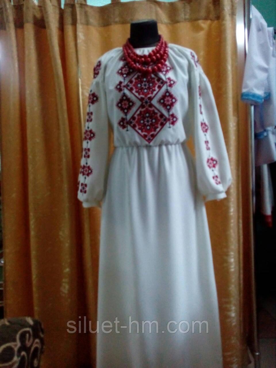 Плаття з вишивкою Соломія