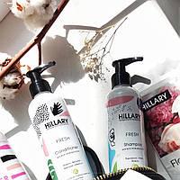 Натуральный кондиционер для всех типов волос FRESH Сonditioner 250мл Hillary