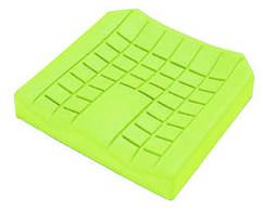 Подушка для колясок из вспененного полиуретана с контуром Flo-tech Lite, Invacare, Англия
