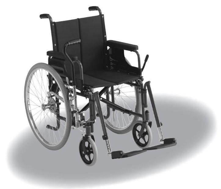 Привод для управления коляской одной рукой (для Action 1 NG, Action 3 NG, Action 4 NG), OAD-One Arm Drive, Invacare, Франция