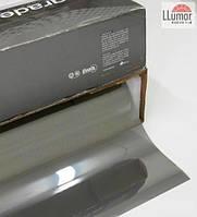 Зеркально-распыленная темная плёнка LLumar NHE 1020 ER HPR Sputtered Helios Dark Neutral 1.52 m