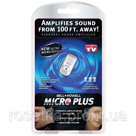 усилитель слуха MicroPlus