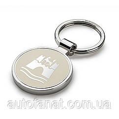 Оригинальный брелок для ключей Volkswagen Wolfsburg Edition Key Tag (000087010AR229)