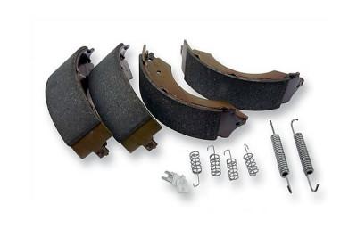 Комплект тормозных колодок AL-KO 2051 малый на ось 1000, 1300,1500 кг