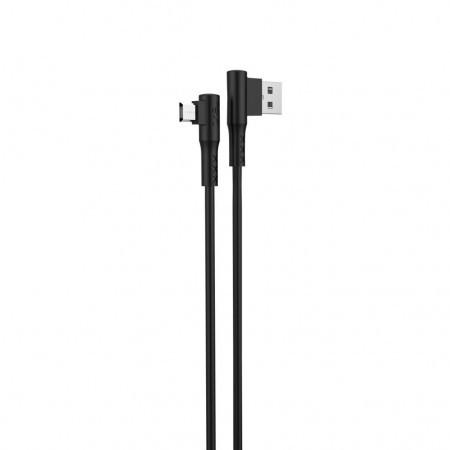 Кабель для передачи данных смартфона Havit HV-H680 micro usb black