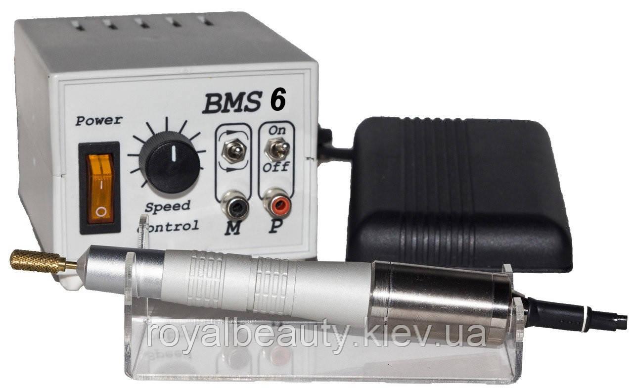 Фрезер BMS-6 на 30 000 об/мин.