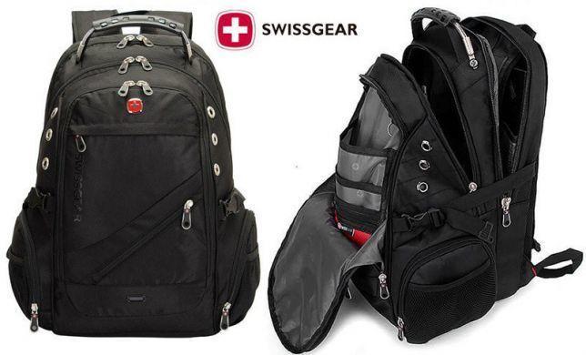 dee3be482ba4 Городской рюкзак SwissGear 6621 с кодовым замком швейцарский рюкзак для  ноутбука, цена 479 грн., купить в Одессе — Prom.ua (ID#918374859)