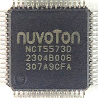 Микросхема Nuvoton NCT5573D