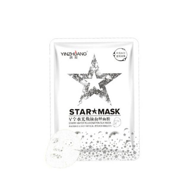Тканевая маска для лица Yinzhuang Star Mask White