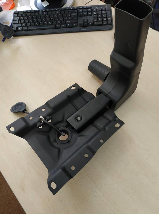 00068 Механизм пиастра для офисного кресла