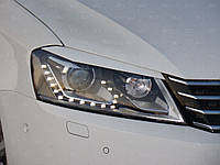 Вії на фари Volkswagen Passat B7