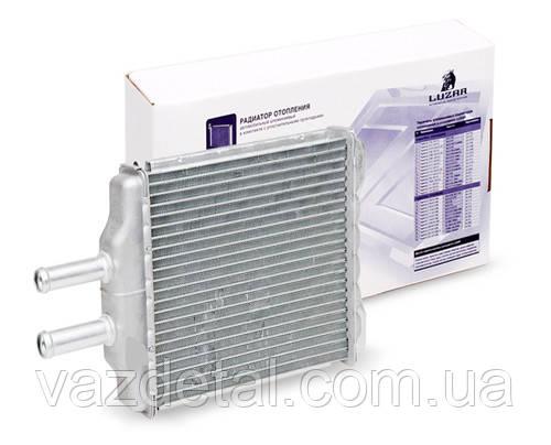 Радиатор печки AVEO (198мм) с кондицианером (Luzar)