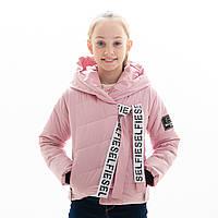 Куртка демісезонна для дівчинки «Баленсия», фото 1