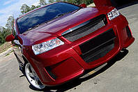 Передний бампер Chevrolet Lacetti sedan, Шевроле Лачетти седан