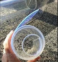 Мягкое стекло на стол скатерть Premium неоновый отлив 2.2 мм