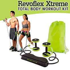 Тренажер Revoflex Xtreme с 6-ю уровнями тренировки, Черный