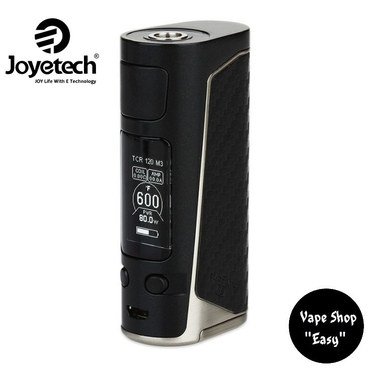 Бокс мод Joyetech Evic Primo SE 80W mod Black Оригинал .