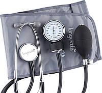 Механический измеритель давления Longevita LS-4 (стетоскоп в комплекте), фото 1
