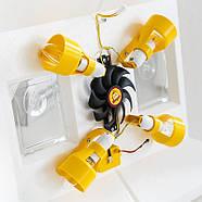 Инкубатор ламповый механический Теплуша Люкс 100 ИБ 220/50 ЛМ, фото 3
