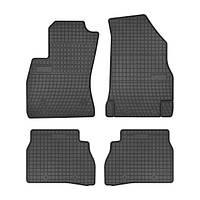Резиновые коврики в салон FROGUM FIAT Doblo II 2008 ->, OPEL Combo D 2011->, фото 1