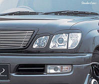 Вії Lexus LX 470, Накладки на фари Лексус ЛХ 470, фото 1